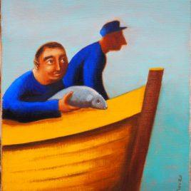 Les braves pêcheurs