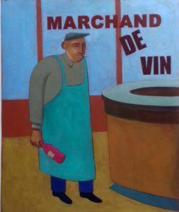 Le marchand de vin